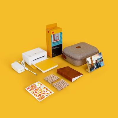 코닥 포토프린터 도크2 PD460+80매+악세사리 패키지