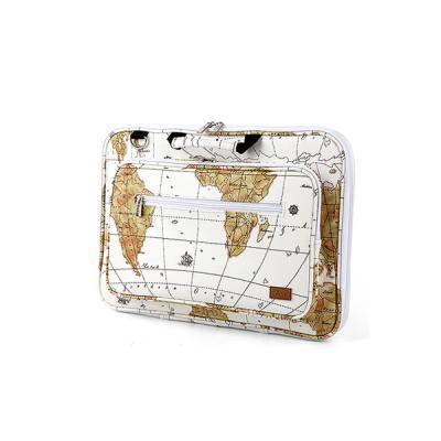 노트북가방 15.6인치(포켓형) 콤롬부스 화이트
