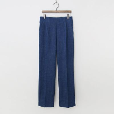 High Wide Denim Pants