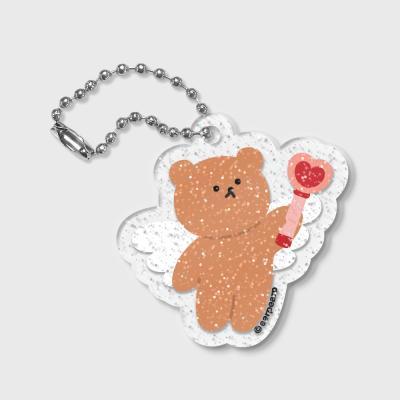 [7.8일 예약발송] Dot angel bear(글리터키링)
