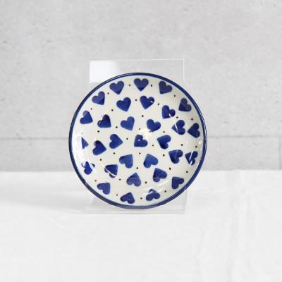 폴란드그릇 아티스티나 원형접시 10cm 패턴570A