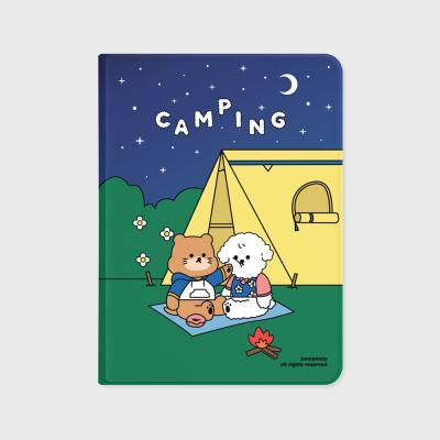 Ari and mori camp_night(아이패드-커버)