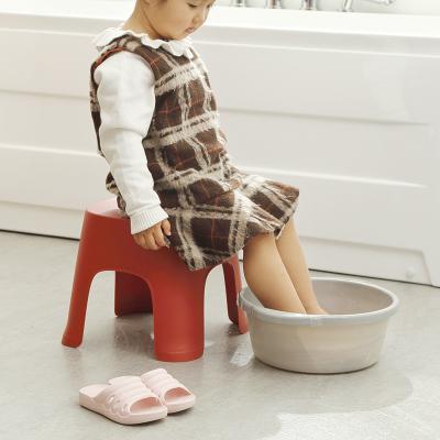 미니플 파스텔 미끄럼 방지 화장실 욕실 목욕탕 스툴