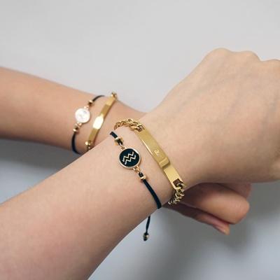 [선물포장]별자리 매듭 팔찌