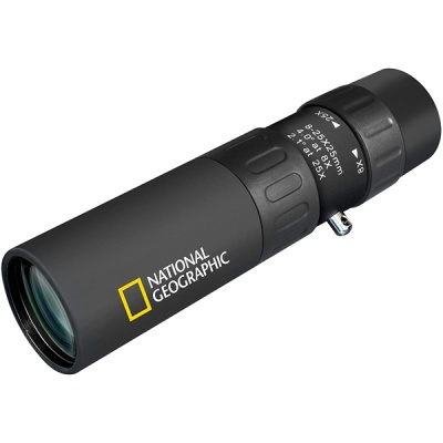내셔널지오그래픽 8-25X25 ZOOM 단안경