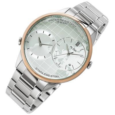 알바 듀얼타임 시계 AZ9004X 남자시계 남자친구선물