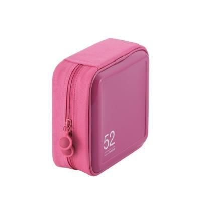 세미 하드 CD 케이스 52매 핑크