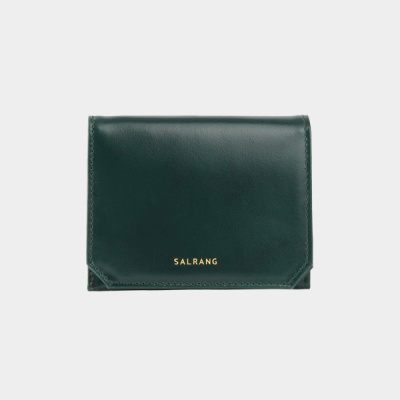 Reims M301 Folder Wallet deep green 폴더 월렛 딥그린