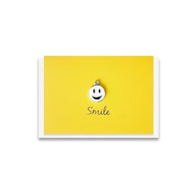 020-MC-0011 / 웃어요 스마일 미니카드