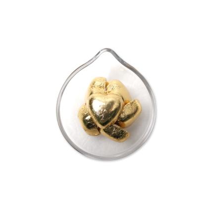 골드하트모양초콜릿50g