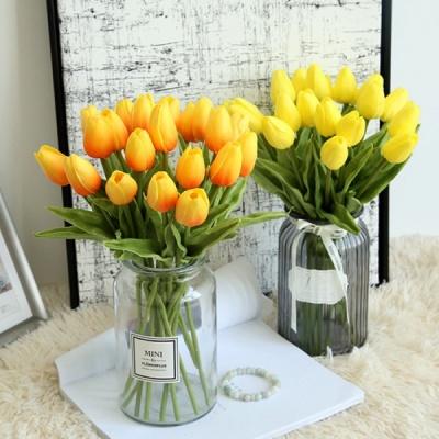 갓샵 망고 튤립 조화 꽃 6color 예쁜 인테리어 장식용