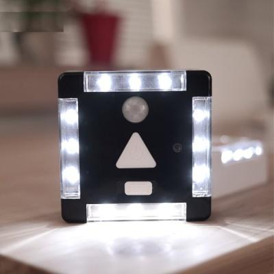 동작감지 센서등 / LED센서등 블랙 (자석식) LCNO228