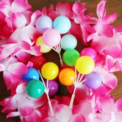 Plastic Big Balloon Pick 빅벌룬픽
