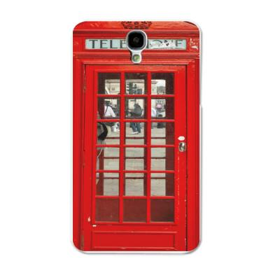 PUBLIC TElEPHONE RED HAR CASE(갤럭시S4)