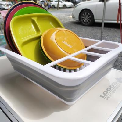 캠핑 접이식 식기건조대/폴딩식기건조대/휴대용식기건