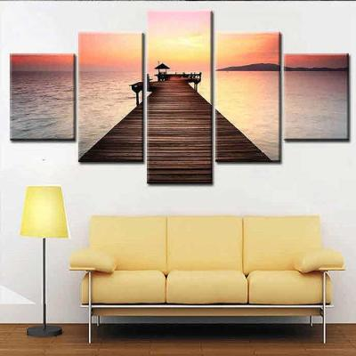 Home gallery CANVAS WALL ART 5분할액자 CH1507717