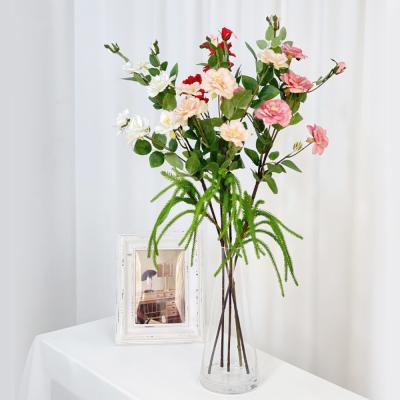 고속터미널꽃시장 찔레 장미 72cm 시들지않는꽃