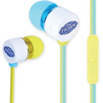 Disney정품 겨울왕국 라이센스 컨트롤톡 이어폰