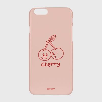 [어프어프] 하드/터프/슬라이드 Twin cherries-Indy pink
