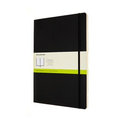 몰스킨 클래식노트 플레인/블랙 소프트 A4