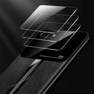 갤럭시s10 플러스 s9 9+ 카메라 강화유리 젤리케이스