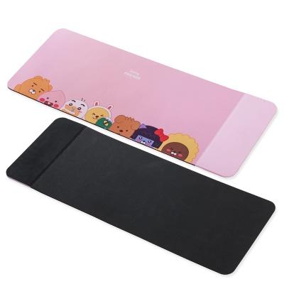 리틀프렌즈 고속충전 마우스장패드 핑크C0033