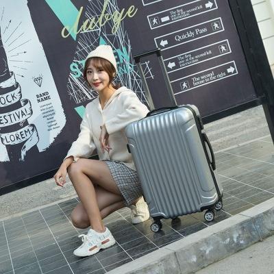 유럽 여행 기내용 가방 여행용 트렁크 소형 20호 gray