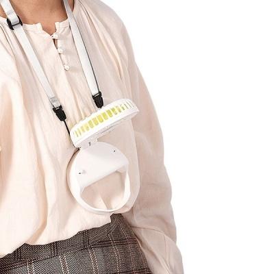 단풍나무 넥밴드형 목걸이 휴대용 선풍기 PDB-MF56