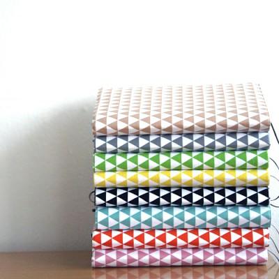 [바느질시간]미니트라이앵글 북커버 8colors