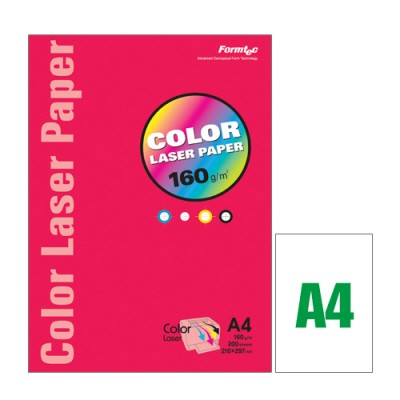 폼텍 COLOR LASER PAPER 160g/㎡/CL-16570