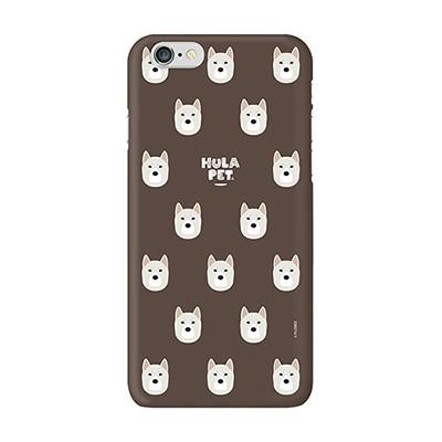 HULA PET PATTERN CASE (Baek Gu) / 아이폰 케이스