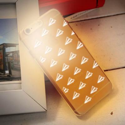 반짝이는 라이팅 케이스(아이폰6플러스)