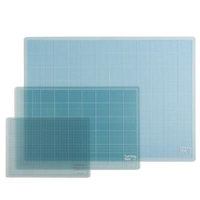 칼라투명컷팅매트A-3 청색(CM4033) (아톰) 245513