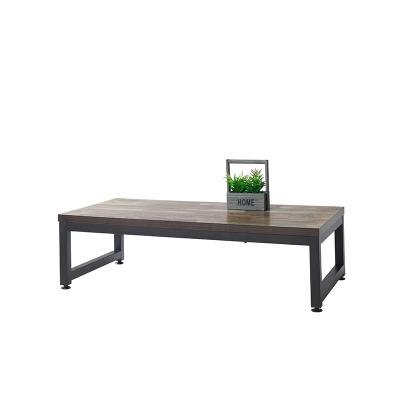 몽랑 스틸 쇼파 테이블 1200