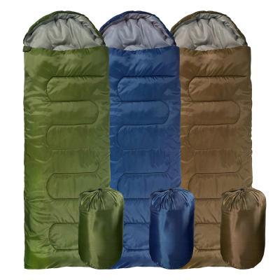 자니 캠핑 사계절 경량 침낭 1800g 동계 겨울