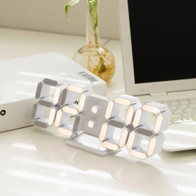 플라이토 미니 3D LED 탁상, 벽시계 시즌2