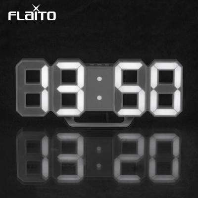 플라이토 미니 3D LED 탁상, 벽시계 시즌1 JS-i01