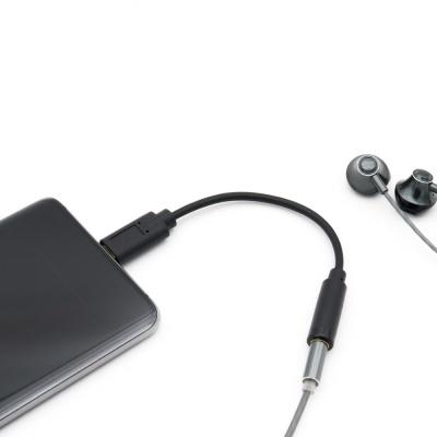 C타입 이어폰 젠더 / 3.5mm 이어폰 단자연결 LCDM845