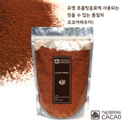 스페인산 무가당 코코아파우더 1kg 카카오파우더