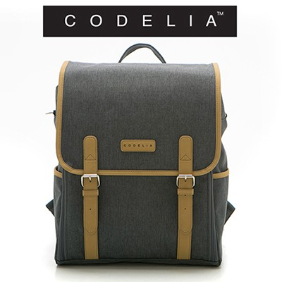 [코델리아] 프리미엄 기저귀가방 카치온 백팩