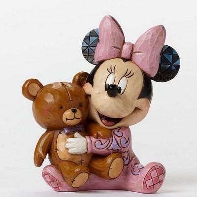 곰인형과 파자마 미니마우스 (4049023)