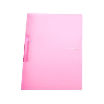 1700 원터치클립화일(핑크)