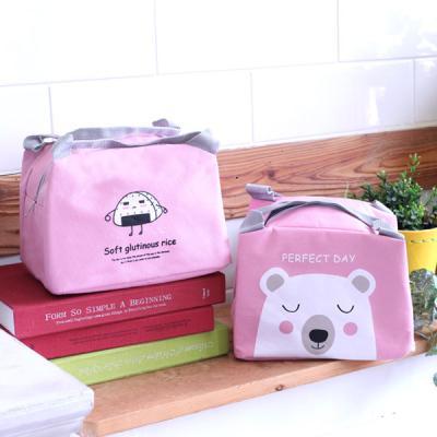 피크닉가방_삼각김밥+곰돌이