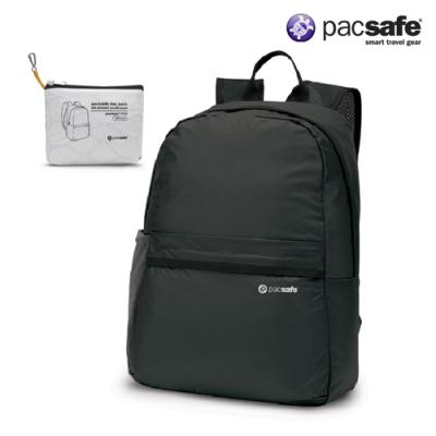 [팩세이프] Pouchsafe PX15 Charcoal_도난방지 백팩