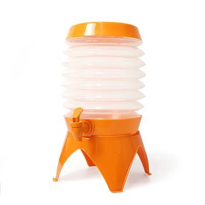 캠핑용 접이식 자바라 워터 저그 5.5L