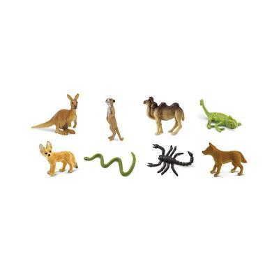 100255 사막동물 피규어 펀팩