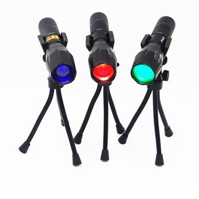 빛합성칼라손전등(3색LED)
