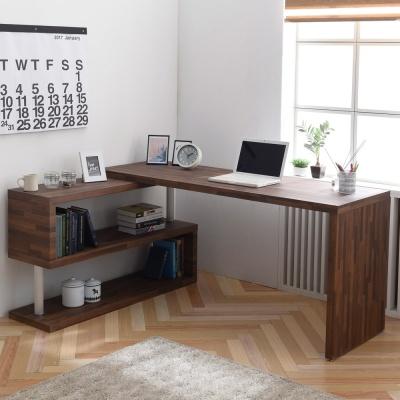 [히트디자인] 멀티 1600 (ㄹ) 책상 세트
