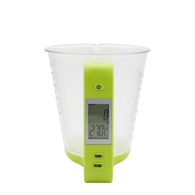디지털 계량컵 저울 / 주방용 전자저울 LCBB205