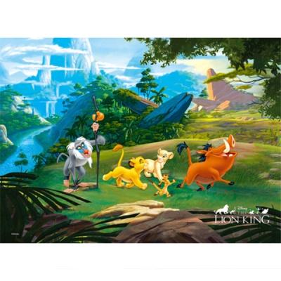 라이온 킹 : 심바와 친구들 디즈니 500피스 직소퍼즐